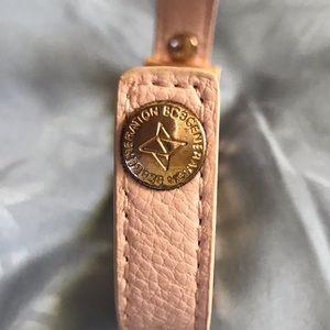 BCBGeneration Jewelry - Leather/Rosegold Bracelet